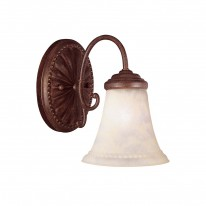Savoy House Europe Liberty 1 Light Wall Lamp