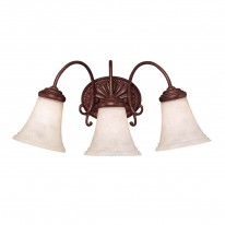 Savoy House Europe Liberty 3 Light Wall Lamp