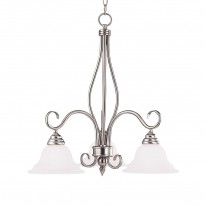 Savoy House Europe Polar 3 Light Chandelier