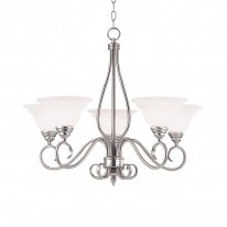 Savoy House Europe Polar 5 Light Chandelier