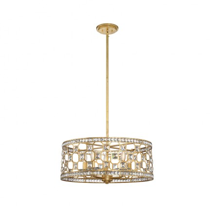 Savoy House Europe Clarion 5 Light Pendant