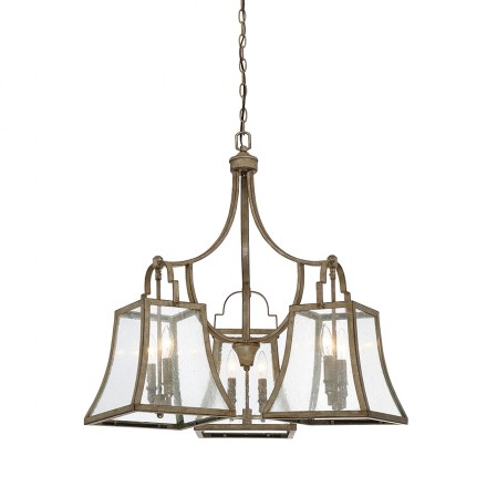 Savoy House Europe Belle 6 Light Chandelier