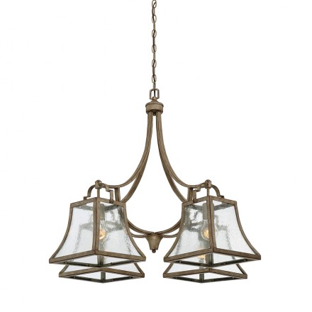 Savoy House Europe Belle 4-Light Chandelier