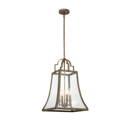 Savoy House Europe Belle 4 Light Pendant