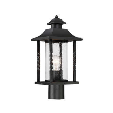 Savoy House Europe Dorado Post Lantern