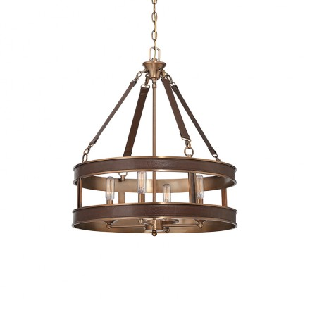 Savoy House Europe Harrington 4 Light Pendant
