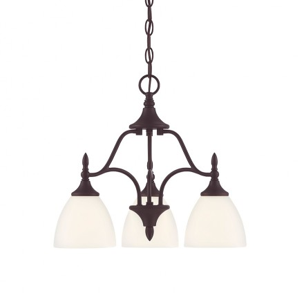 Savoy House Europe Herndon 3 Light Chandelier