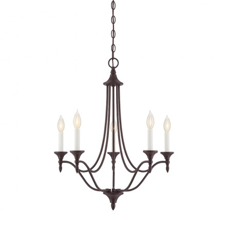 Savoy House Europe Herndon 5 Light Chandelier