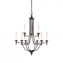 Savoy House Europe Herndon 9 Light Chandelier