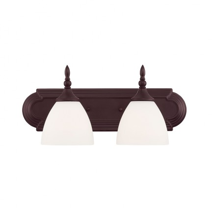 Savoy House Europe Herndon 2 Light Bath Bar