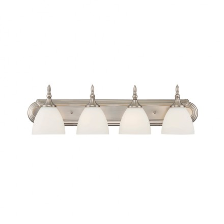 Savoy House Europe Herndon 4 Light Bath Bar