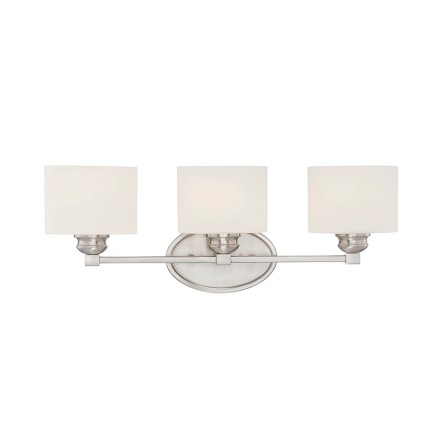 Savoy House Europe Kane 3 Light Bath Bar