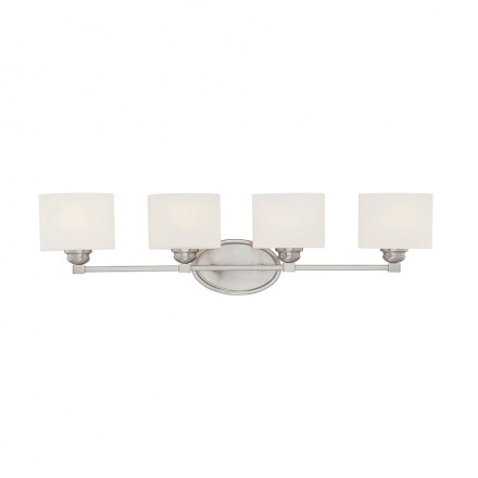 Savoy House Europe Kane 4 Light Bath Bar