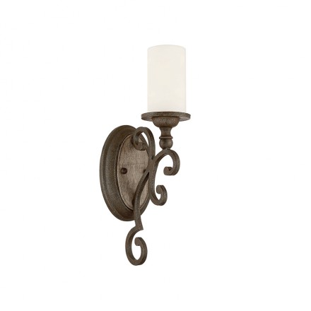 Savoy House Europe Strathmore 1 Light Sconce