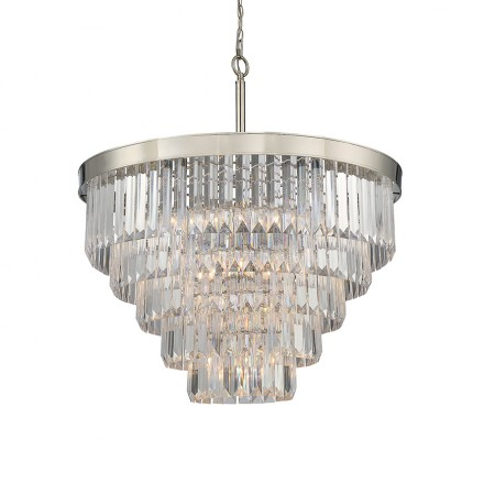 Savoy House Europe Tierney 9 Light Chandelier