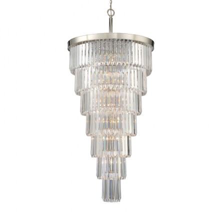 Savoy House Europe Tierney 19 Light Chandelier
