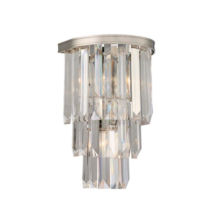Savoy House Europe Tierney 2 Light Sconce