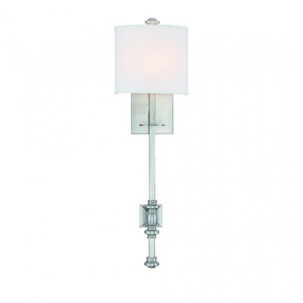 Savoy House Europe Devon 1 Light Sconce
