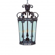 Savoy House Europe Mini Chandelier 3 Light
