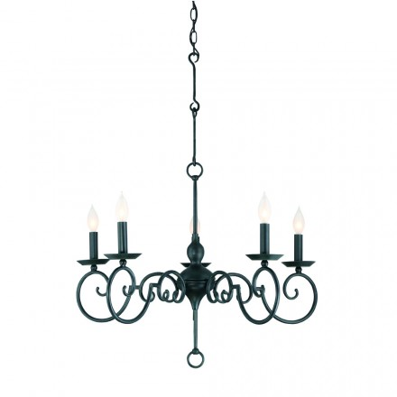 Savoy House Europe Winbrook 5 Light Chandelier