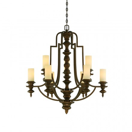 Savoy House Europe Castillo 9 Light Chandelier