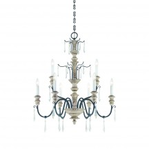 Savoy House Europe Madeliane 9 Light Chandelier