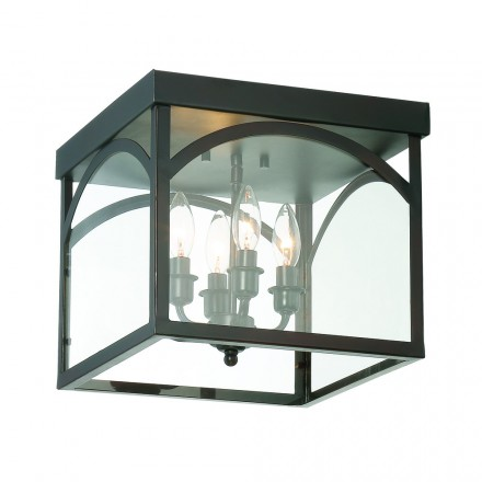 Savoy House Europe Garrett 4 Light Flush Mount