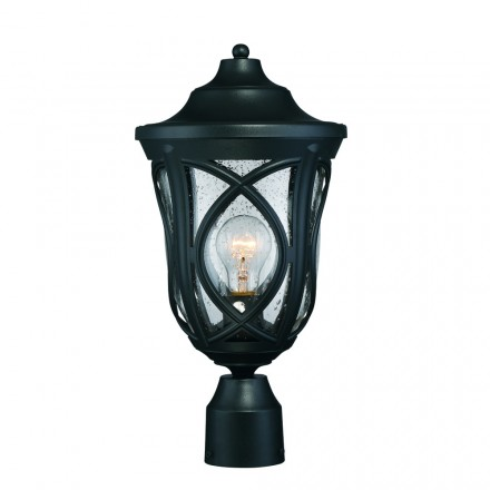 Savoy House Europe Highgate 1 Light Outdoor Post Lantern