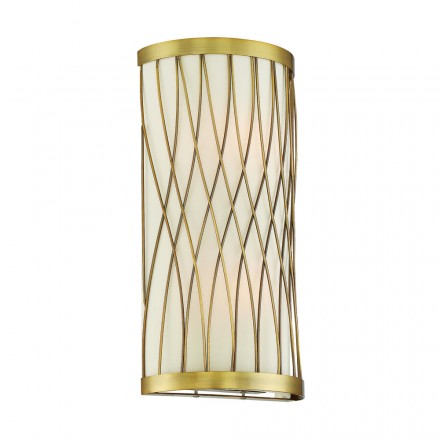 Savoy House Europe Spinnaker 2 Light Sconce