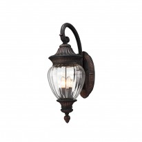 Savoy House Europe Saint Paul 2 Light Wall Lamp