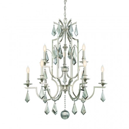 Savoy House Europe Ballard 9 Light Chandelier