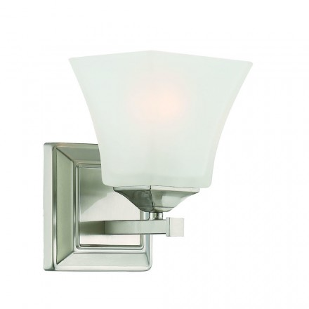Savoy House Europe Castel 1 Light Sconce