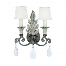 Savoy House Europe Versalles 2 Light Wall Lamp
