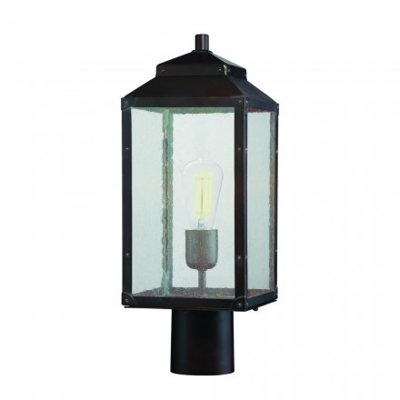 Savoy House Europe Brennan Outdoor Post Lantern
