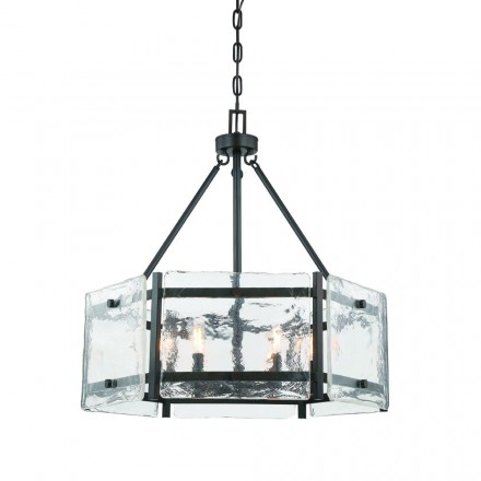 Savoy House Europe Glenwood 4 Light Pendant