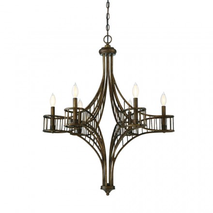 Savoy House Europe Licton 6 Light Chandelier