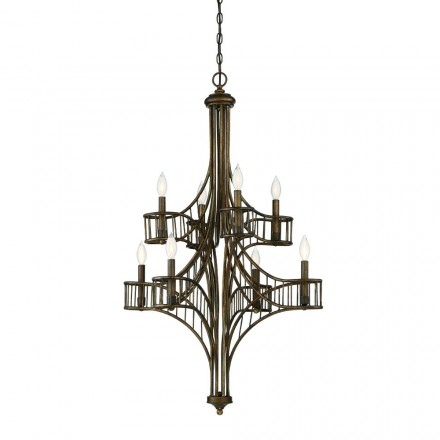 Savoy House Europe Licton 8 Light Chandelier