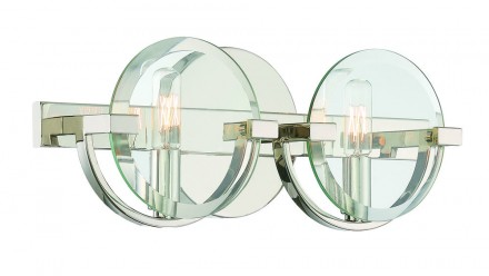 Savoy House Europe Malvern 2 Light Bath Bar