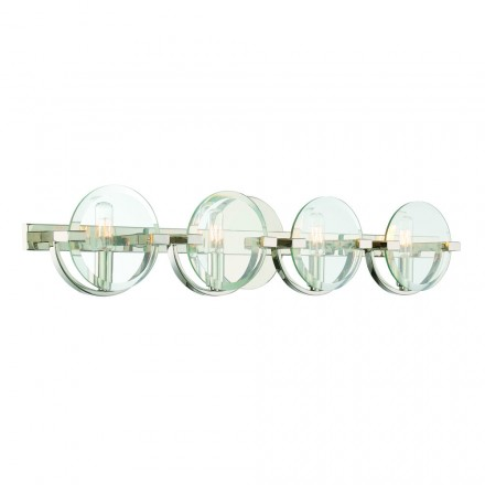 Savoy House Europe Malvern 4 Light Bath Bar