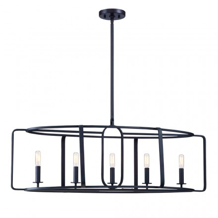 Savoy House Europe Santina 5 Light Chandelier