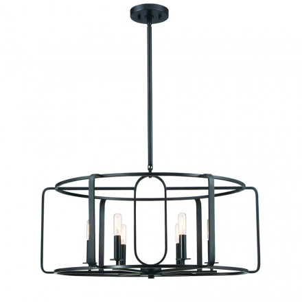 Savoy House Europe Santina 6 Light Chandelier