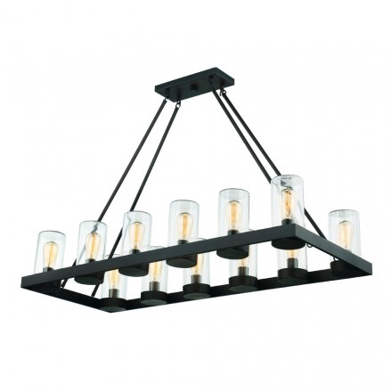 Savoy House Europe Inman 12 Light Outdoor Chandelier