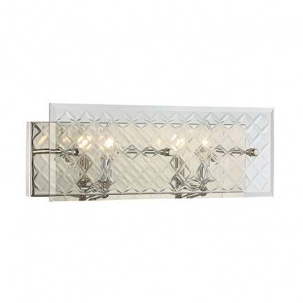 Savoy House Europe Addison 2 Light Bath Bar