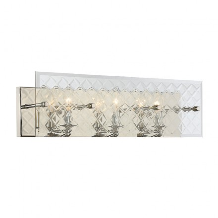 Savoy House Europe Addison 3 Light Bath Bar