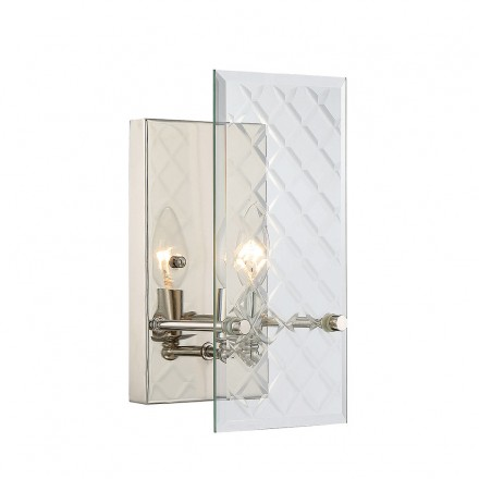 Savoy House Europe Addison 1 Light Sconce