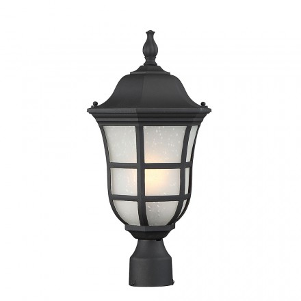 Savoy House Europe Ashburn 1 Light Post Lantern