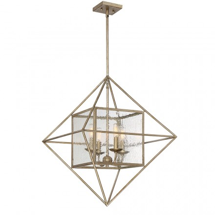 Savoy House Europe Captiva 4 Light Pendant