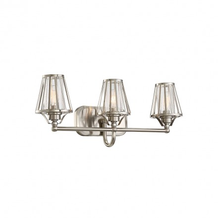 Savoy House Europe Caroll 3 Light Bath Bar