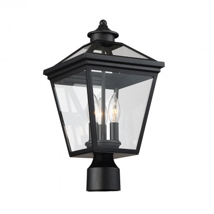 Savoy House Europe Ellijay Post Lantern
