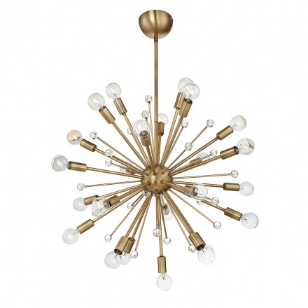 Savoy House Europe Galea 24 Light Chandelier